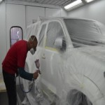 Car Paint Respray Cape Town